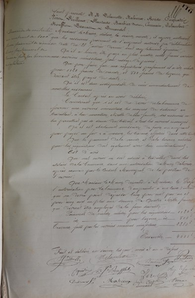 Extrait conseil municipal_12 mars 1871