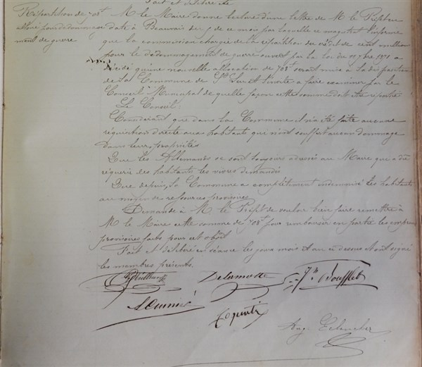 Extrait conseil municipal_21 septembre 1873