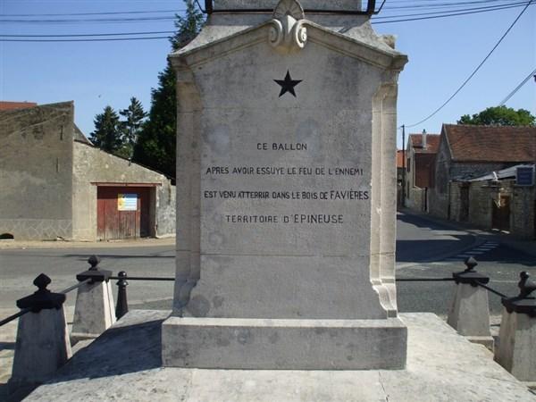 Stèle d'Epineuse