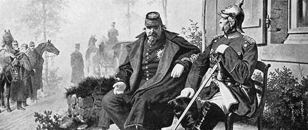 Napoleon III et bismarck